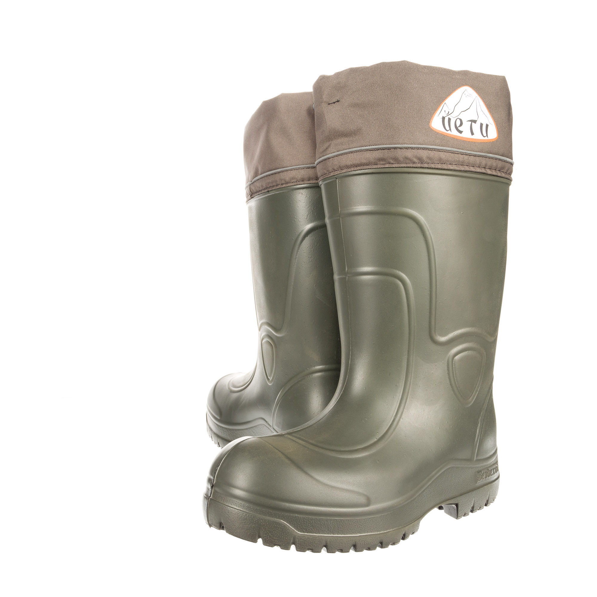 9a1851d6f Сапоги Йети СВ-75 - мужские сапоги из ЭВА (EVA) с утеплителем -  ЛПО-Вездеход-производство резиновой обуви,обуви для рыбаков и охотников, обуви из ЭВА